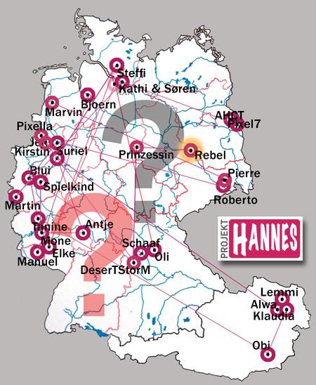 Hanneskarte-Rebel